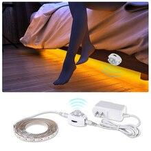 LED Under Cabinet Lights PIR Motion Sensor Led Strip 2835SMD 12V 1A 2A