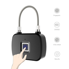 Aimitek Mini Fingerprint Padlock…