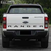 car decals 1PC protect scratch tail gate letter graphic vinyls stickers custom for FORD RANGER