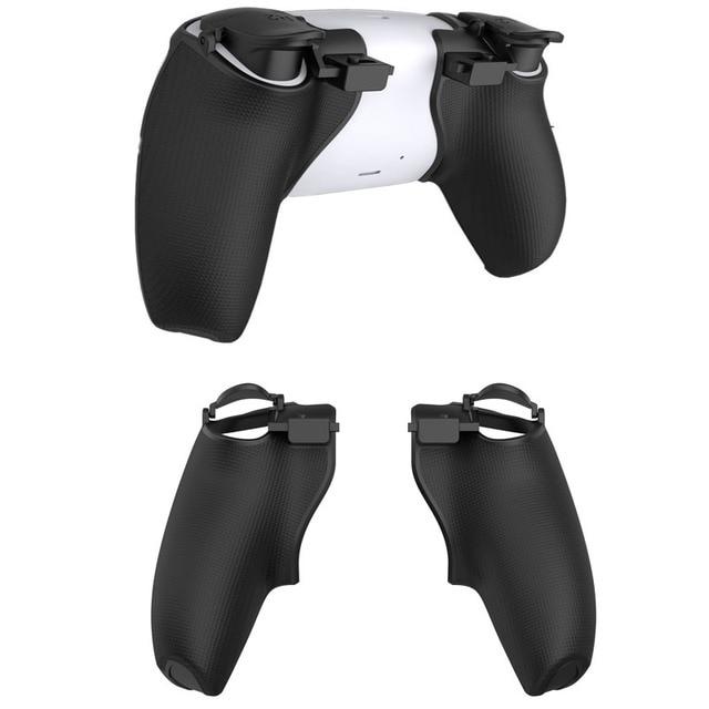 Controller Triggerปรับแพ็คHandle Grip Enhanced Extender R2 L2ปุ่มสำหรับSony PS5 Playstation 5เกม