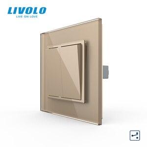 Image 4 - Livolo panneau en verre cristal standard ue