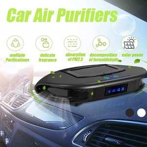 Solar Car Air Purifiers Steril