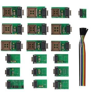 Image 5 - UPA Usb mit 1,3 eeprom adapter ECU Programmierer Diagnose tool UPA USB ECU Programmierer UPA USB V 1,3 Mit Voller adapter UPA