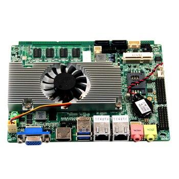 Intel HM77/QM77 chipset I3/I5/I7 processor industrial motherboard DDR 3 2*RTL8111E PCI-E Gigabit Ethernet LAN