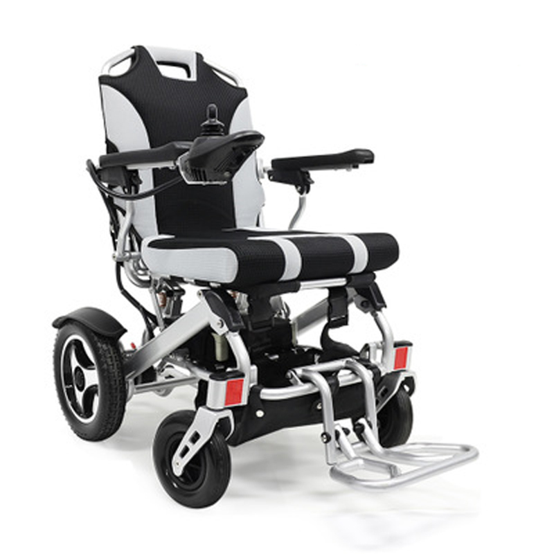 Electric-Scooter Wheelchair Folding Lightweight Sports High-Quality Can-Board The-Aircraft