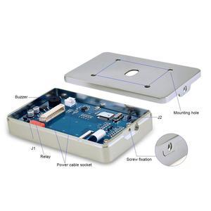 Image 4 - Retekess 2 шт. T AC01 RFID Контроль доступа сенсорная клавиатура система контроля допуска к двери 125 кГц KDL металлический чехол Корпус подсветка F9503D