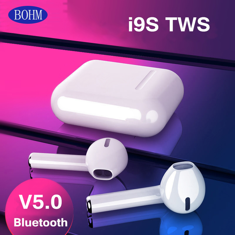 i7S I9S <font><b>TWS</b></font> <font><b>Mini</b></font> <font><b>Bluetooth</b></font> headset <font><b>Wireless</b></font> <font><b>Earphone</b></font> Portable Invisible Earbud for all <font><b>smart</b></font> phone PK i10 i11 <font><b>i12</b></font> i13 image