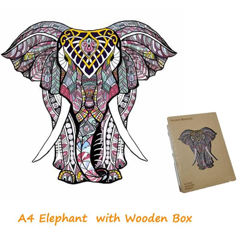 WBox A4 Elephant A