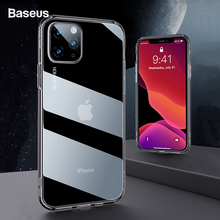 Baseus Transparent Soft Silicone Case For iPhone 11 Pro Max