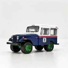Greenlight 1:64 Jeep DJ-5 1972 Blue Green Machine Diecast Model Car No Box