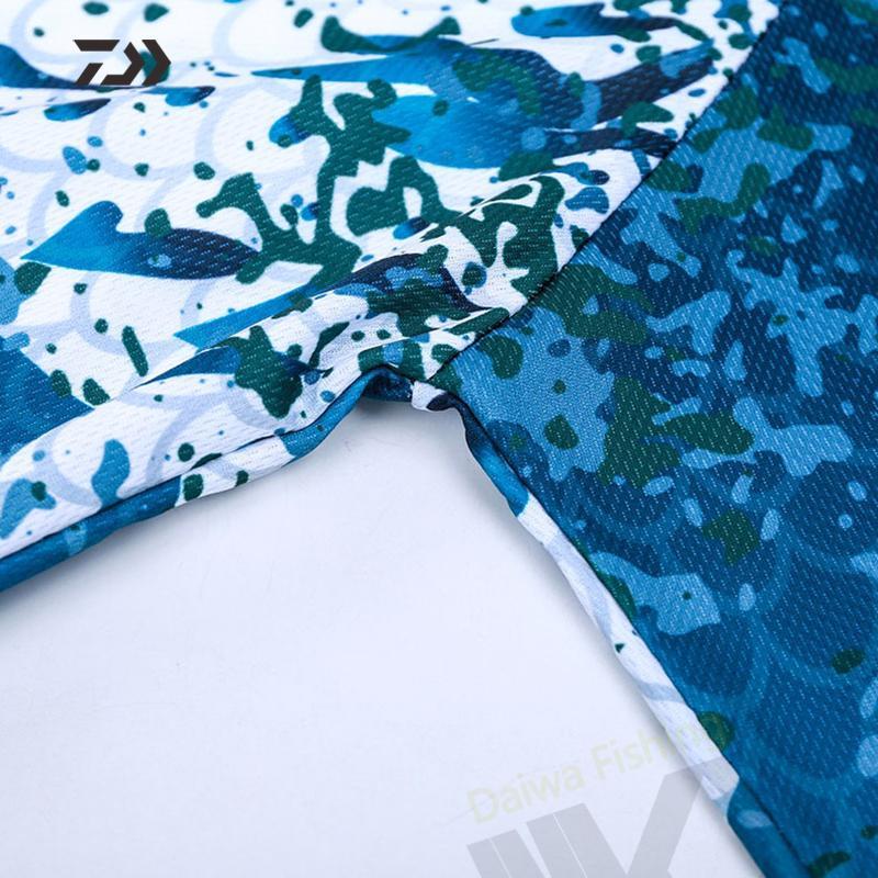 solar anti mosquito manga longa camuflagem daiwa 05