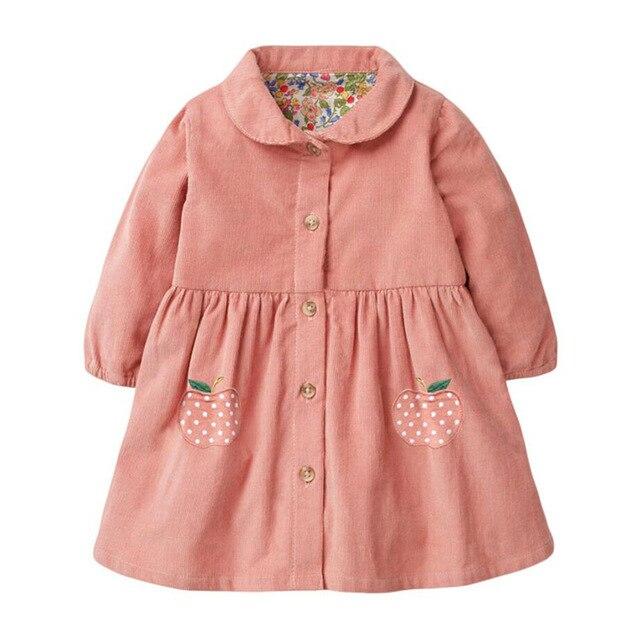 Фото little maven/брендовое осеннее детское платье для девочек одежда цена