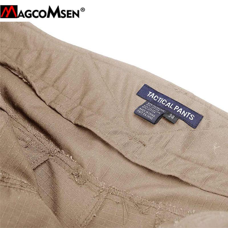 Para Exteriores Magcomsen Pantalones Tacticos Ligeros Para Hombre Resistentes A Los Aranazos Pantalones Acampada Y Senderismo