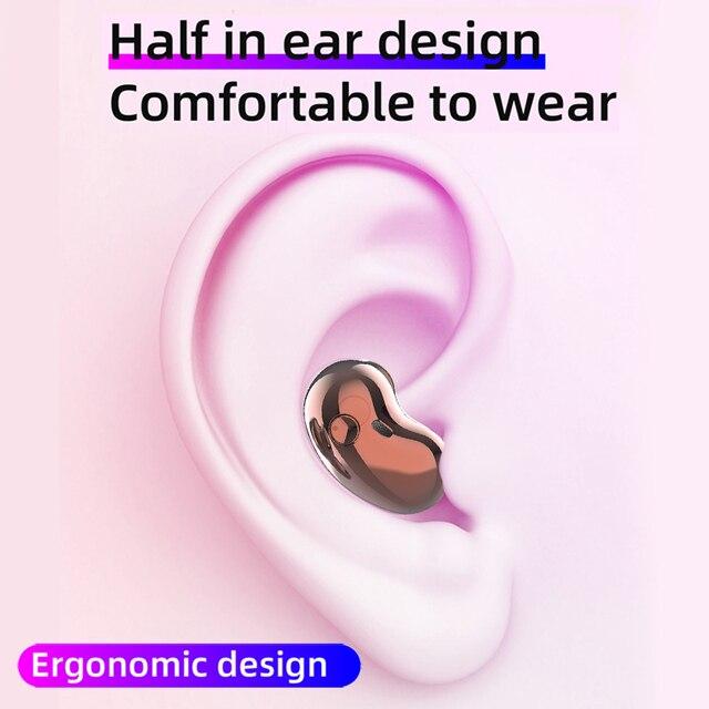 Wireless Headphones Bluetooth 5.1 TWS Headphones with Microphone Bluetooth Earphone Stereo Headset for IOS Samsung Buds Live 3
