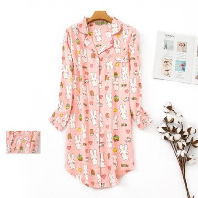 Женская длинная пижама из чистого хлопка, в клетку, большого размера, 2020