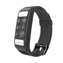 Toleda T9 watch bp monitor bodyfat heart rate sports smart Hangup Call IP67 band with multi sport