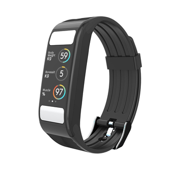 Toleda T9 watch bp monitor bodyfat heart rate monitor sports smart watch Hangup Call IP67 smart band with multi sport