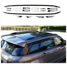 Багажник на крышу для LAND ROVER RANGE ROVER EVOQUE 2011-2018, рейки из алюминиевого сплава, багажники, верхние рейки