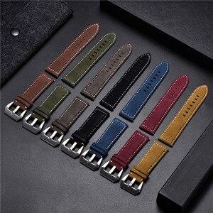 7 Colors Vintage Matte Leather