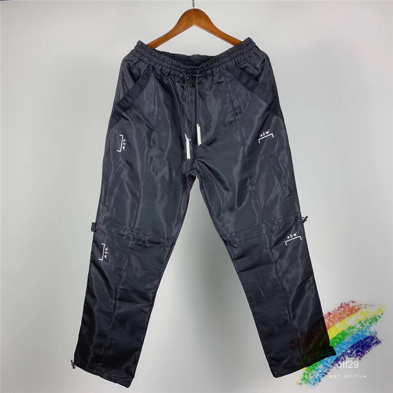 A-COLD-WALL ACW Sweatpants Men Women Classic ACW Sweatpants Streetwear Jogger Elastic Waist A-COLD-WALL Sweatpants