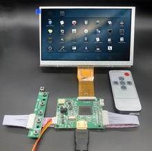 7 inch 1024*600 HDMI Screen LCD Display with Driver Board Monitor for Raspberry Pi Banana/Orange Pi Mini computer