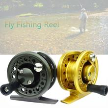 цена на Fly Ice Fishing Reel 1+1BB Saltwater Reels Freshwater Tackle Spinning Reels for Outdoor Fishing