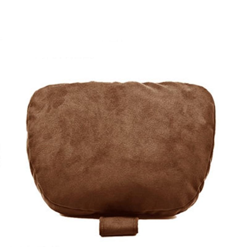 Alcantara Автомобильная подушка для шеи аксессуары подголовника