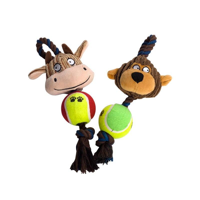 Купить игрушка для домашних животных многофункциональные игрушки плюшевые