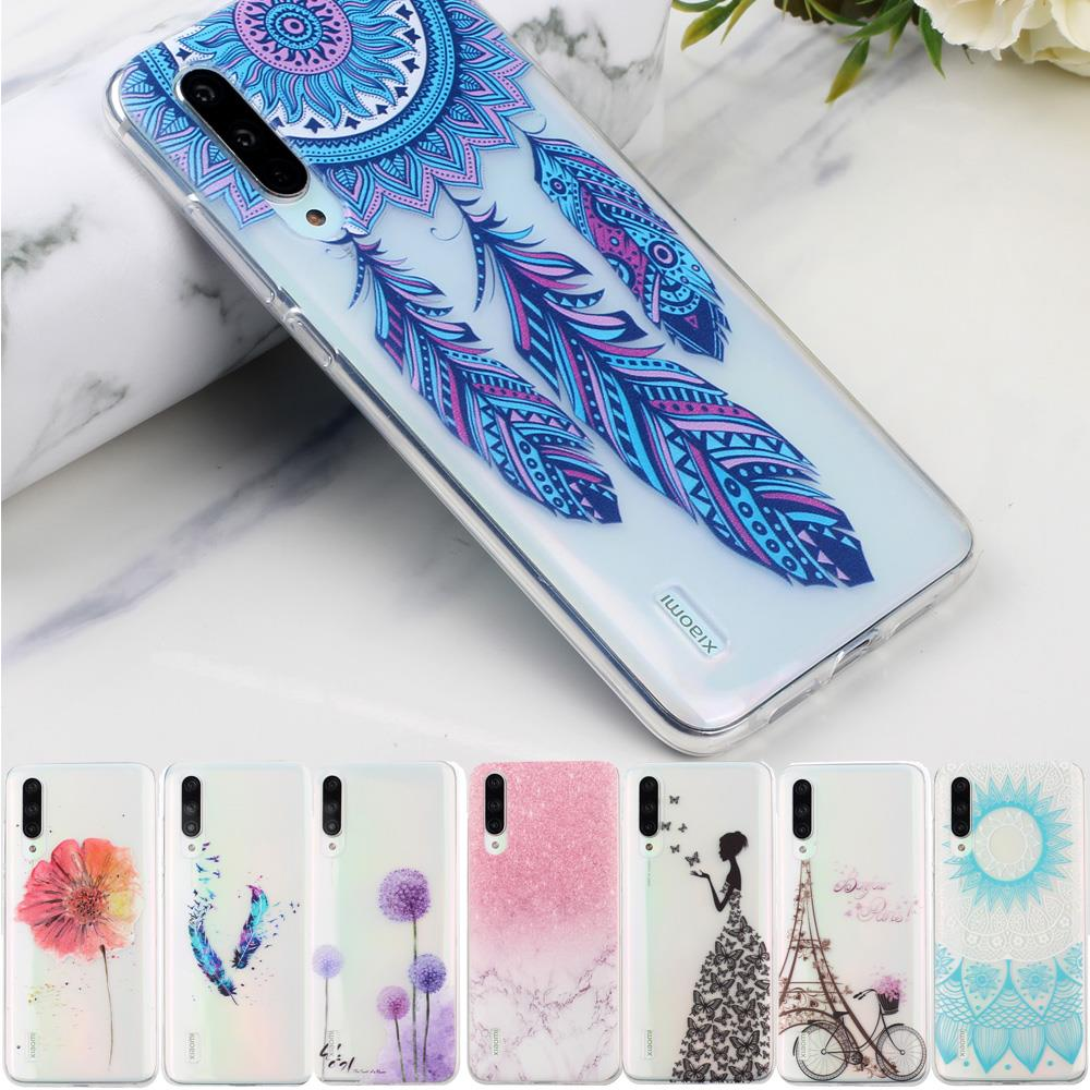 Case For <font><b>Xiaomi</b></font> <font><b>Mi</b></font> <font><b>A3</b></font> Lite <font><b>Mi</b></font> CC9E Case Soft Silicone Bumper <font><b>Funda</b></font> TPU Protector Back Cover For <font><b>Xiaomi</b></font> MiA3 <font><b>Mi</b></font> CC 9 Phone Case image