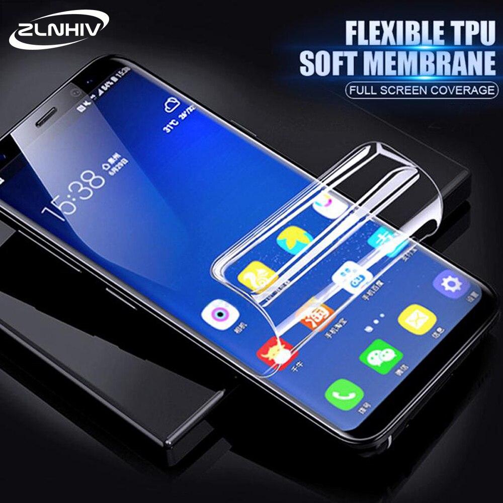 Защитная пленка ZLNHIV для huawei honor 7s 7x 7a pro 7c pro, Гидрогелевая мягкая пленка с полным покрытием, не стеклянная Защитная пленка для экрана телефона Защитные стёкла и плёнки      АлиЭкспресс