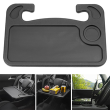 Stand Goods-Tray Auto-Accessories Car Laptop Steering-Wheel Food Desk-Mount Computer
