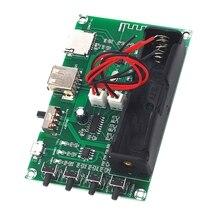 Мощность усилитель плата XH-A150 литиевая батарея Bluetooth цифровой 10 Вт питание DIY маленький динамик аккумулятор