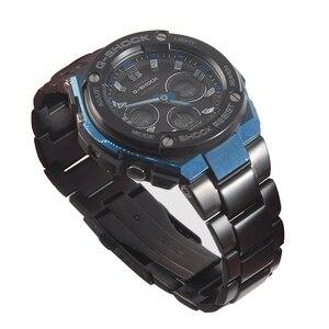Image 5 - Timelee pulseira de aço inoxidável para pulseira de relógio GST 210, GST S100,GST W110 pulseira de relógio