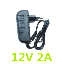 Driver-Adapter Led-Strip-Lights Led-Power-Supply Eu-Us-Plug AC110V 220V 12v 24w Dc 12v