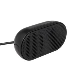 Image 3 - HK 5002 Computer Speaker USB Speaker Plug & Play Portable USB powered Speaker Double Horn 3W Output for PC Laptops