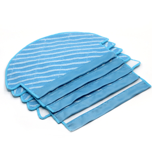 ing Robot Replaces for Ecovacs Deebot DJ35 DN33 DN55 Cleaning Cloth Vacuum Cleaner Parts 5Pcs