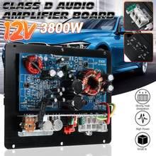 Audio Amplifier Subwoofer Sound-Speaker Car-Surround HIFI 2-Channel 12V Stereo Aluminum-Amp