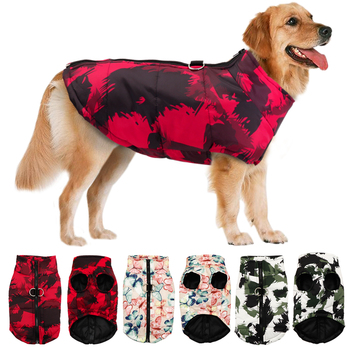 Waterproof Dog Jacket for Small/Medium/Large Dogs as Winter Clothing