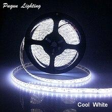 Лидер продаж! Водонепроницаемый 3528 Светодиодные ленты светильник 12V лента 5 м 120 светодиодный led/m теплый белый холодный белый Светодиодные ленты e Fiexble с подсветкой светильник полосы