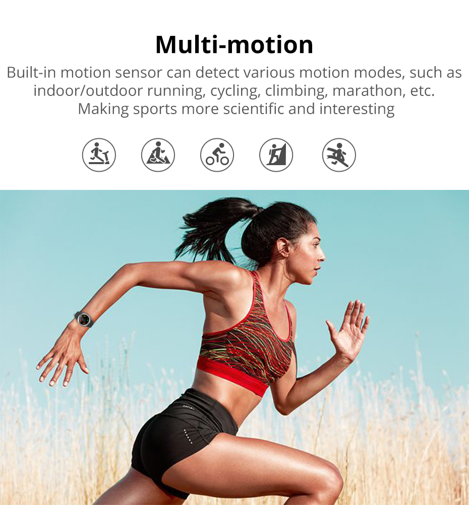 Makibes G58 Smart watch Compass Multi-language GPS Men Sport Heart Rate Monitor Call Message Reminder Activity Fitness trackerG58_04