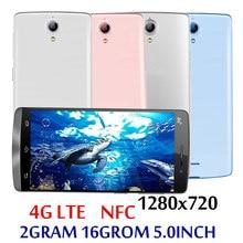 4g lte 5.0 polegada tela grande 7a smartphones versão global 2g ram + 16g rom quad core 5mp + 13mp telefones celulares android nfc celuares