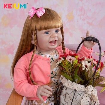 Кукла-младенец KEIUMI 27D09 5