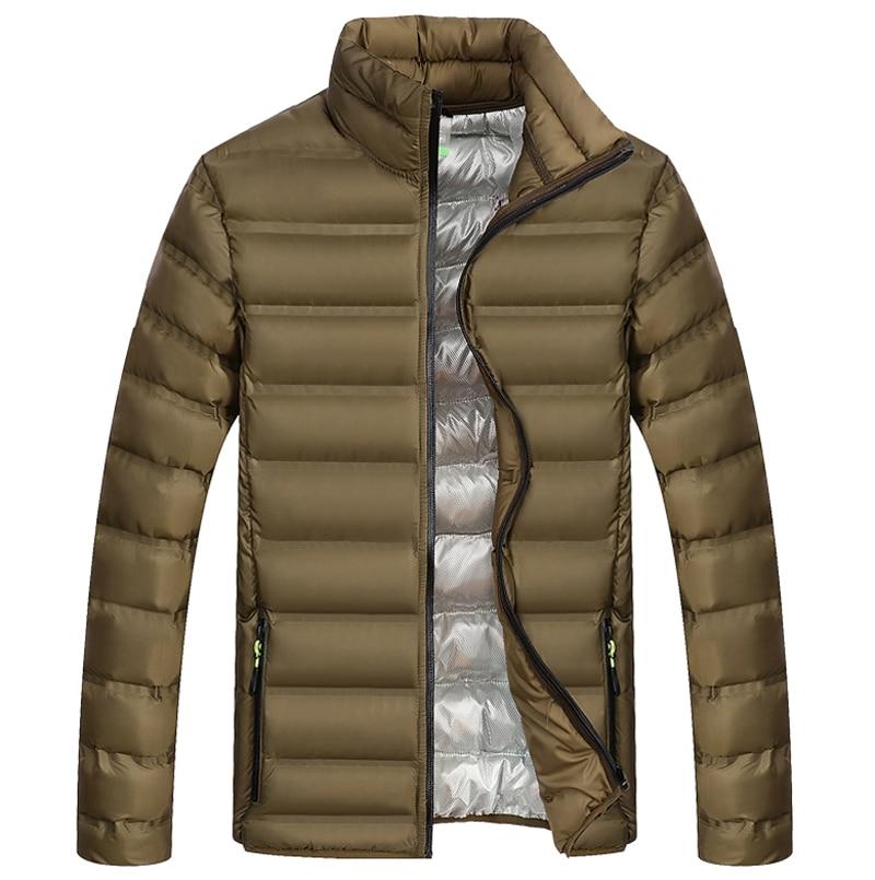 mens light windbreaker jacket slim fit winter jacket men parka coat streetwear men Bomber Jacket male sportswear autumn jacket 9