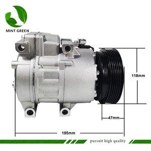 Image 1 - Compressor AC Para Hyundai Sonata 2.4L HS15 l4 para Kia Optima Magentis 2.4L 2.7L 977012B250 97701 2B251 97701 2B300 977012B350