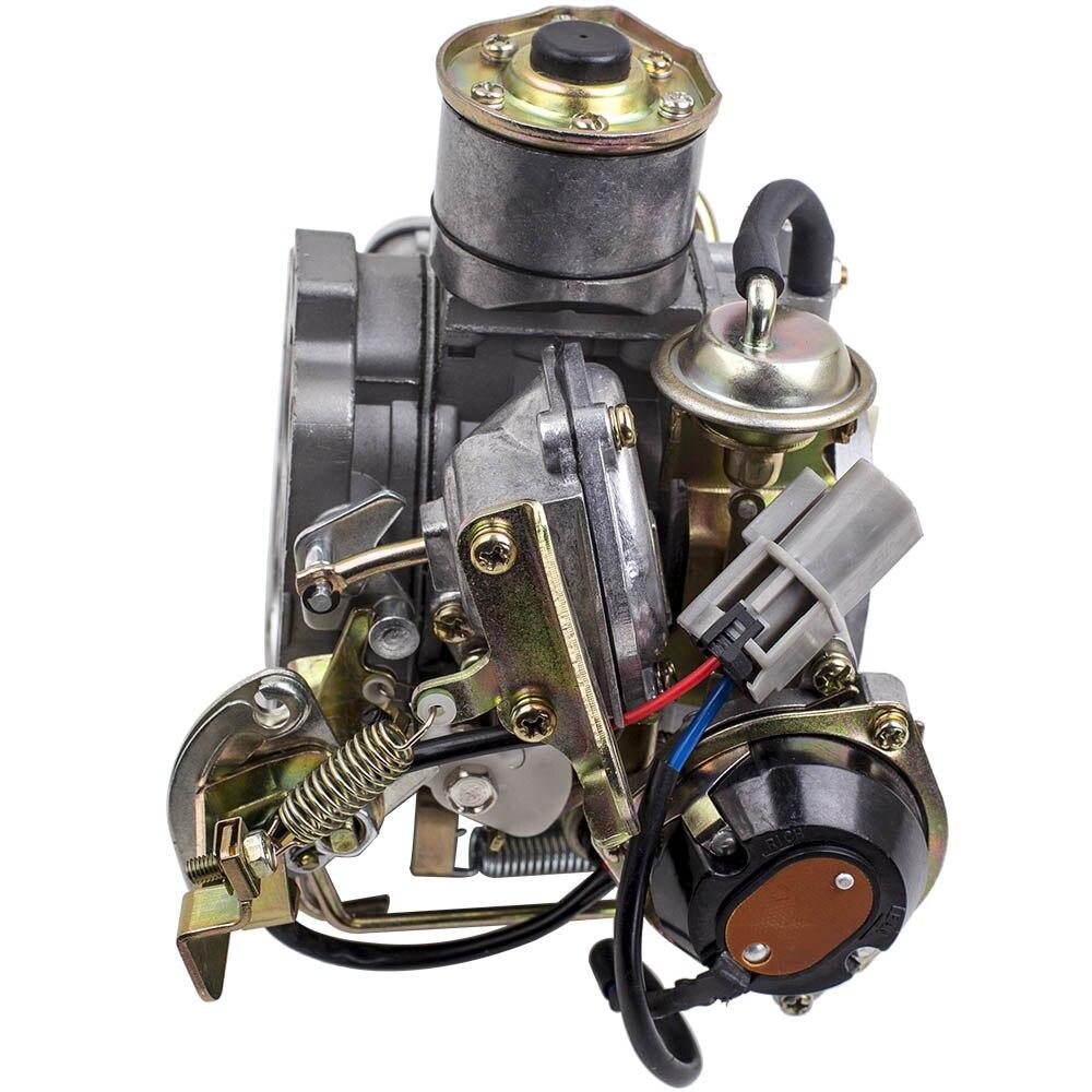 Carburetor Carb For Nissan 720 Pickup 2.4L Z24 Engine 1983 1986 16010 21G61 Car Replacement CARBURETOR ASSY Auto Parts Engine|  - title=