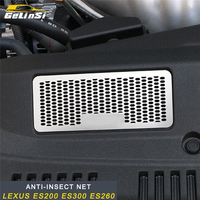 GELINSI Car Anti Insect Mosquito Sunscreen Window Net Door Mesh Sun Visors for Lexus ES 2018 ES200 ES300 ES260