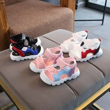 Infant tennis design cool children shoes hot sales sandals kids boy girls high quality baby casual sneakers