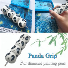 Diamond Painting Tools Point Drill Pen with Grip DIY 5D Diamond Painting Pens, Accessories Kits Ideal Gift for Adults(China)
