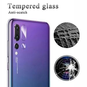 Image 2 - Protector de pantalla de vidrio templado para Huawei P30 20 Mate20 Pro Lite, protección de lente de cámara para Huawei Nova 3 4 P Smart 2019 Glas