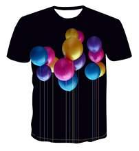 Новый тренд 3d футболка простая Мужская Геометрическая одежда